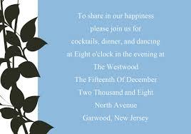 Reception Cards Personalized Refreshed Rustic Branch U0026 Sky Wedding Invitation Card