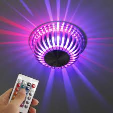 wohnzimmer deckenlampe led inhdbox deckenlampe led farbwechsellampe klein rgb multicolor