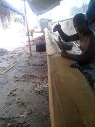 Making A Flag Pole S Sundaravadivel And Company Temple Church Kodimaram Or