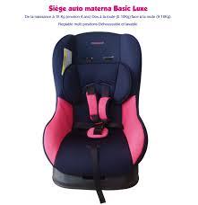 siege auto bebe 0 18 kg materna baby