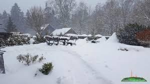 der winter hält einzug im harz ferienwohnung am brocken