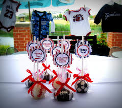 Sports Decorations Baby Shower Decorations For A Boy Sports 7577804056 F0aed3f639 Z
