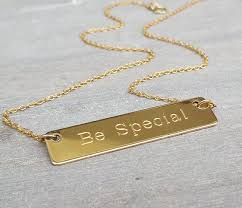 Custom Necklace The 25 Best Engraved Necklace Ideas On Pinterest Personalized