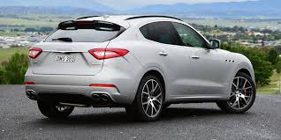 suv maserati price 2018 maserati levante s pricing and specs photos 1 of 9