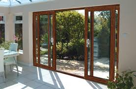 Upvc Sliding Patio Doors 16ft Ft Oak On White Upvc Pvc Sliding Patio Doors