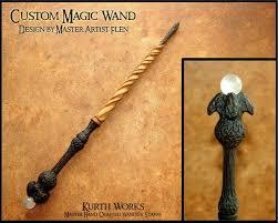 wand design sold wands kurth works