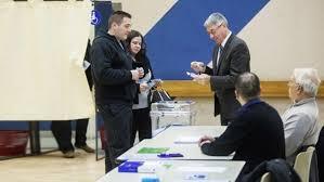 assesseur bureau de vote mon dimanche au bureau de vote pèlerin