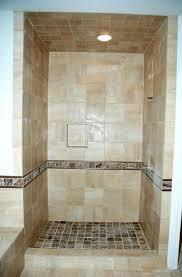 bathroom shower tile designs the proper shower tile designs and size deboto home design