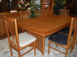 Teak Dining Room Furniture Teak Imports Middleton Ma Teak Dining Room Tables