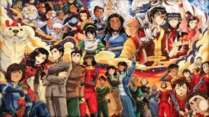 celebrate legend korra avatar airbender