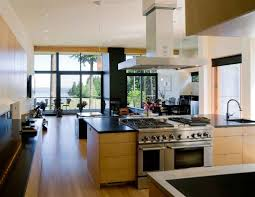 kitchen amazing kitchen decoration with light brown bamboo