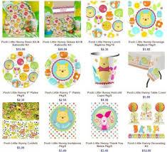 winnie the pooh baby shower decorations winnie the pooh baby shower ideas aa gifts baskets idea