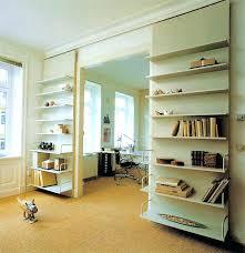 bookcase european style sliding door hardware sliding bookcase