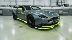 green aston martin db11 aston martin launches limited edition vantage gt8 cars life