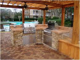 Patio Kitchen Design Backyards Superb Backyard Kitchen Design Backyard Kitchen Patio