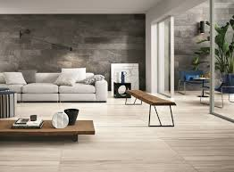 graue wohnzimmer fliesen graue fliesen für wand und boden 55 moderne wohnideen