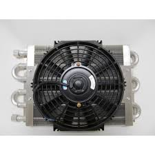 oil cooler with fan oil cooler fan assembly maxi cool