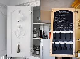 kitchen cabinet hacks 15 hacks that make your tiny kitchen spacious