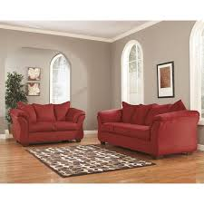 Style Of Sofa Buy Signature Design By Ashley Darcy Living Room Set In Salsa