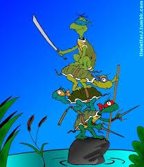 Ninja Turtle Meme - yertle the mutant ninja turtle imgur