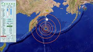 Map Of Aleutian Islands Seismic Activity Update 3 June 2017 M 6 8 Aleutian Islands Youtube