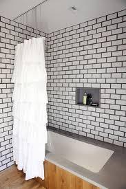 Bathroom White Brick Tiles - from tile to toilets 10 modern bathroom trends design milk