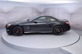 used mercedes sl63 amg for sale 2016 mercedes sl convertible in california for sale used