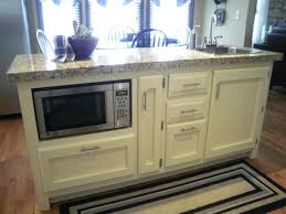 kitchen island with microwave drawer kitchen island kitchen island with microwave drawer kitchen