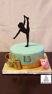 dancer birthday cake my bliss baking llc