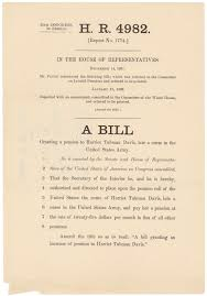 lesson plans congress and harriet tubman u0027s claim for a pension