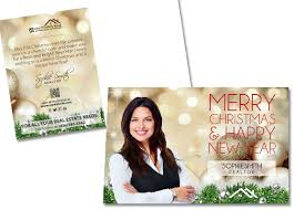real estate new years cards real estate postcards realtor postcards