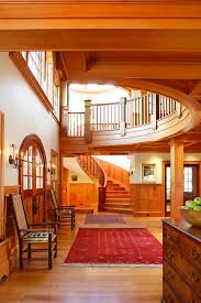 best wall colors with natural wood trim rhydo us
