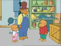 the berenstain bears think of those in need the hiccup cure