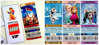 pictures about frozen movie birthday invitations inspiration ideas