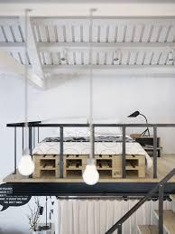 Pallet Bed Furniture Ideas Pallet Bed Interior Design Ideas