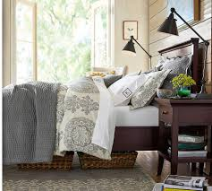 Pottery Barn Alessandra Duvet Lucianna Medallion Duvet Cover U0026 Sham Pottery Barn Bedroom