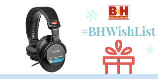 amazon com sony mdr hw700ds sony mdr 7506 headphones mdr 7506 b u0026h photo video