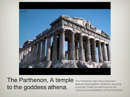 the parthenon columns and entablature ppt video online download