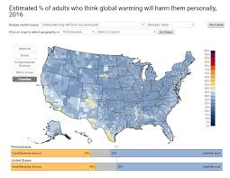 Us Climate Map Global Warming Who Gets Hurt Elizabeth Crisfield Pulse