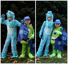 Sully Halloween Costume Toddler 20 Sibling Halloween Costumes