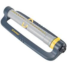 melnor pulsator sprinkler with step spike 9536ch the home depot