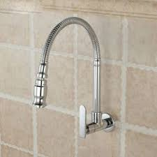 Kitchen Kitchen Faucets Wall Mount by Free Shipping Chrome Single Handle Kitchen Faucet Cold Water