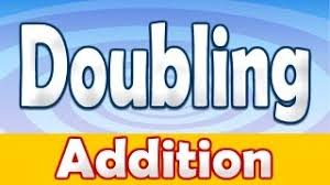 addition doubling numbers song youtube