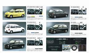 subaru rex japanse brochures subaru rex subaru mini jumbo subaru blog