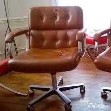 fauteuil de bureau cuir vintage fauteuil bureau vintage cuir nedodelok