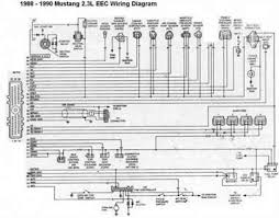 solved need a radio wire diagram for 1989 ford mustang 5 fixya