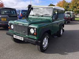 jeep defender 2016 used land rover defender cars for sale motors co uk