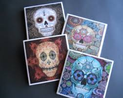 Cool Coasters Mexican Coasters Etsy