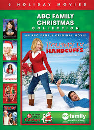 christmas list dvd abc family christmas collection christmas cupid
