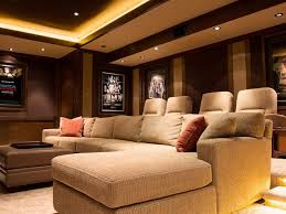 Best Theater Rooms Images On Pinterest Cinema Room Movie - Living room home theater design